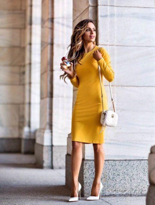Красивые и модыне платья сезона лето 2017